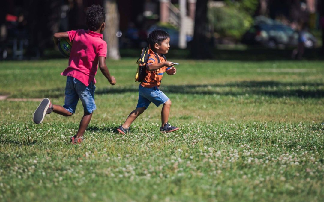 How to Respond When Kids Get Hurt During Play